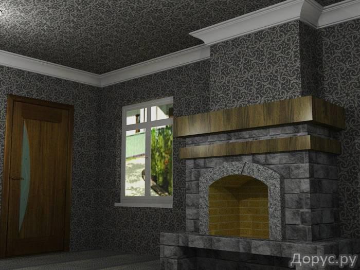 Кладка каминов - Строительные услуги - Камины встроенные в стену,пристроенные к стенке,отдельно стоя..., фото 2
