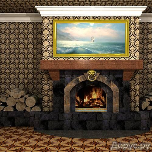 Кладка каминов - Строительные услуги - Камины встроенные в стену,пристроенные к стенке,отдельно стоя..., фото 6