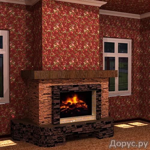 Кладка каминов - Строительные услуги - Камины встроенные в стену,пристроенные к стенке,отдельно стоя..., фото 7