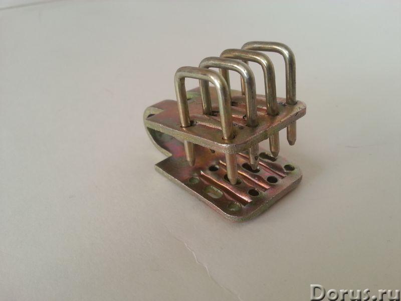 Механические соединители резинотканевых конвейерных лент К-27,К-278 - Промышленное оборудование - Ме..., фото 1