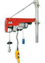 Лебедка Europea HE200 - Промышленное оборудование - Технические характеристики: Тип двигателя Однофа..., фото 1