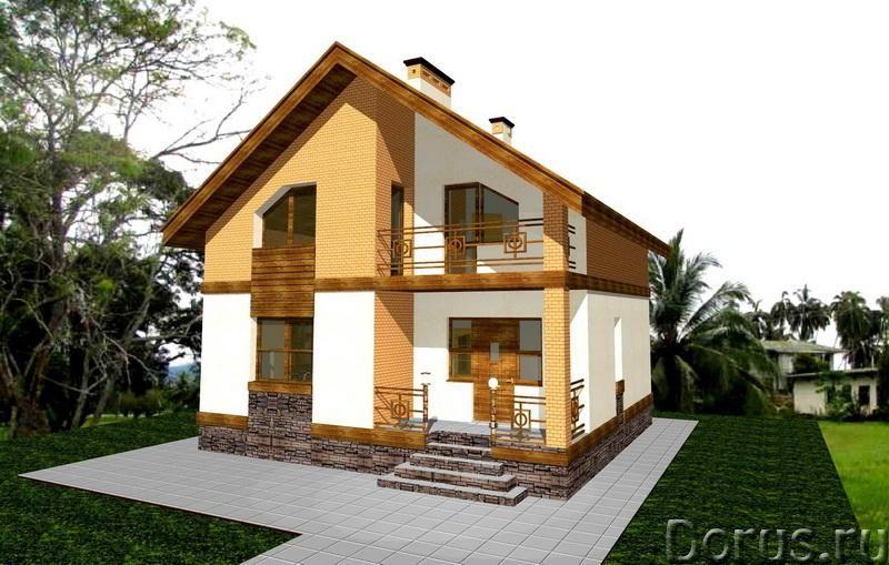 Архитектурное проектирование домов, коттеджей и дач - Дизайн и архитектура - Архитектурное проектиро..., фото 1