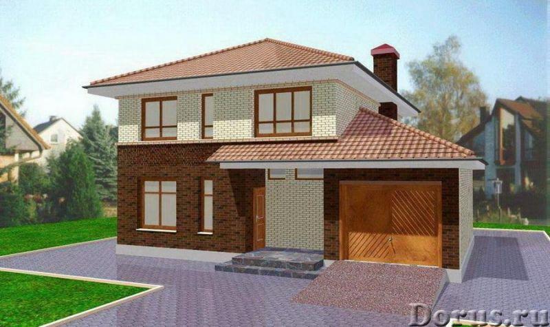 Архитектурное проектирование домов, коттеджей и дач - Дизайн и архитектура - Архитектурное проектиро..., фото 3