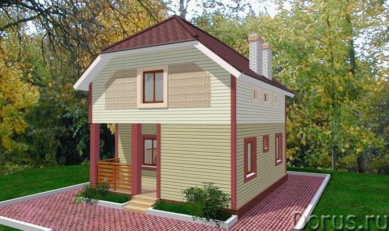 Архитектурное проектирование домов, коттеджей и дач - Дизайн и архитектура - Архитектурное проектиро..., фото 4