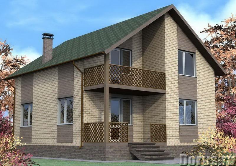 Архитектурное проектирование домов, коттеджей и дач - Дизайн и архитектура - Архитектурное проектиро..., фото 6