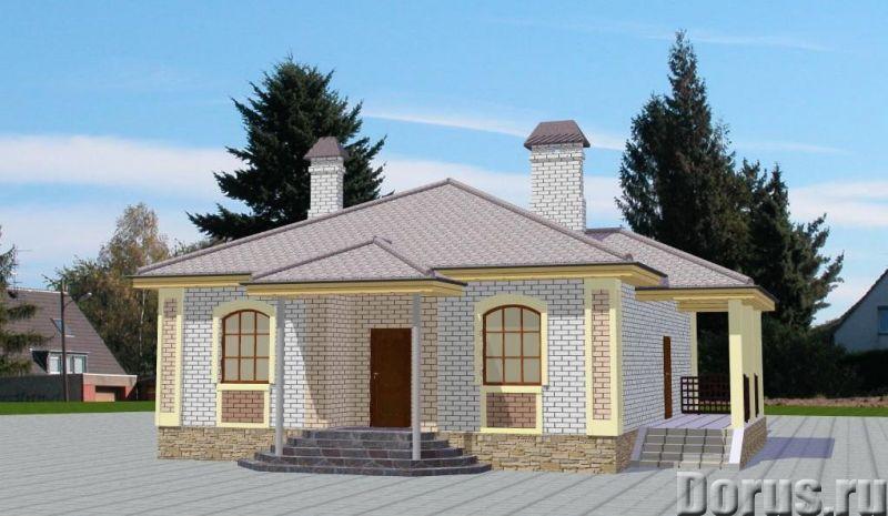 Архитектурное проектирование домов, коттеджей и дач - Дизайн и архитектура - Архитектурное проектиро..., фото 8