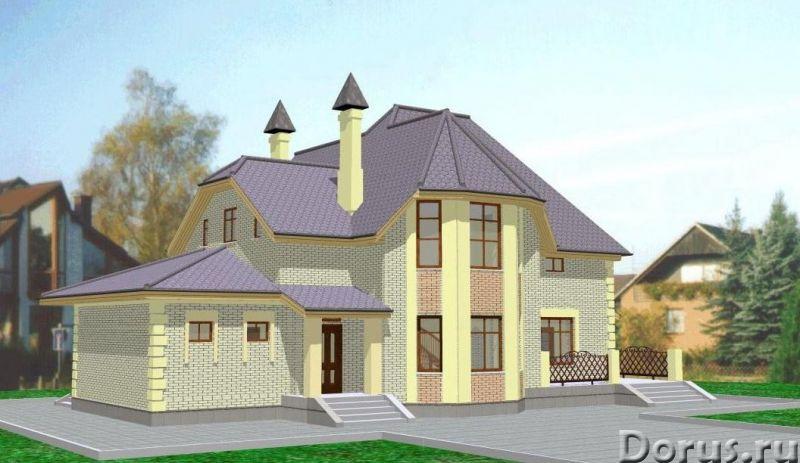 Архитектурное проектирование домов, коттеджей и дач - Дизайн и архитектура - Архитектурное проектиро..., фото 9