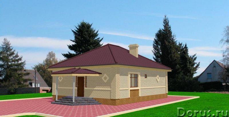 Архитектурное проектирование домов, коттеджей и дач - Дизайн и архитектура - Архитектурное проектиро..., фото 10