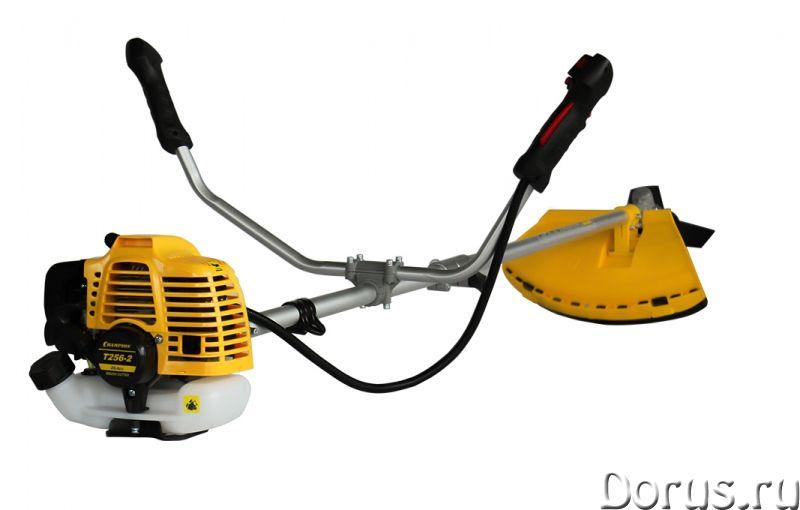 Мотокоса бензиновая ( триммер ) CHAMPION - Промышленное оборудование - Продаю мотокосы бензиновые CH..., фото 2