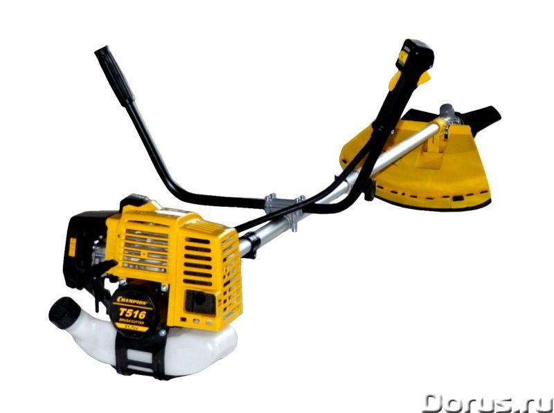 Мотокоса бензиновая ( триммер ) CHAMPION - Промышленное оборудование - Продаю мотокосы бензиновые CH..., фото 4