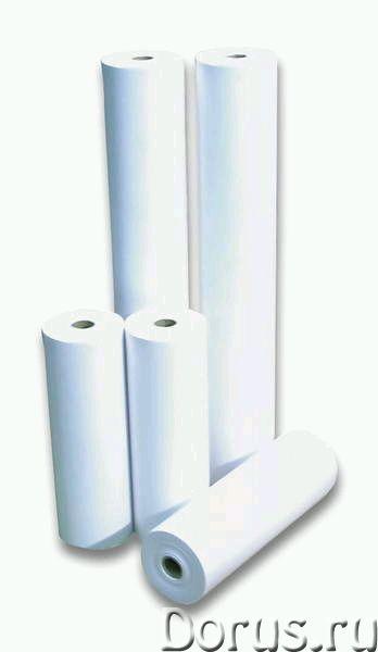 Бумага для плоттера в рулонах - Товары для офиса - Для широкоформатной печати важно значение имеет н..., фото 2