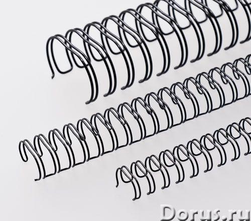 Металлические переплётные пружины (формат А-4) - Товары для офиса - Металлические переплётные элемен..., фото 1