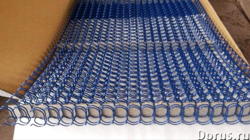 Металлические переплётные пружины (формат А-4) - Товары для офиса - Металлические переплётные элемен..., фото 2
